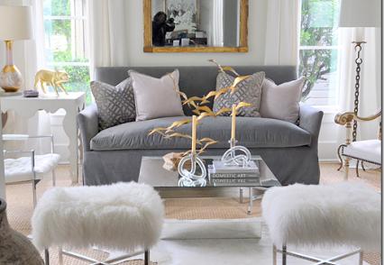Feminine-grey-sofa-1