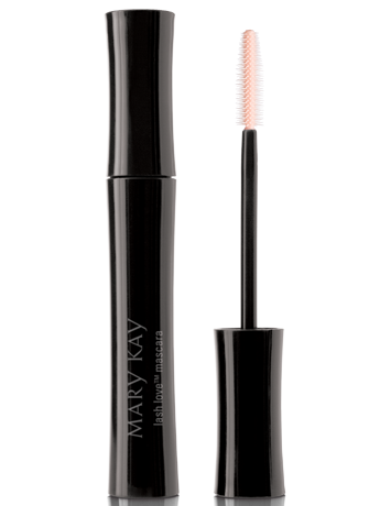 Mary Kay Lash Love Mascara in I Heart Black #MKGlam