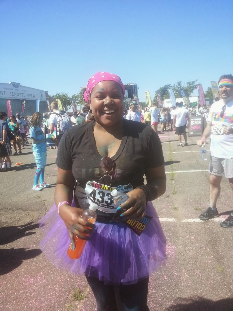 Happiest 5K on the Planet - Post Race