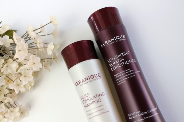 Keranique Clean and Condition Set. Beauty products you need in 2016.