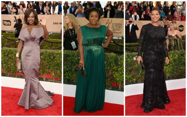 SAG Awards 2016 Red Carpet Winners