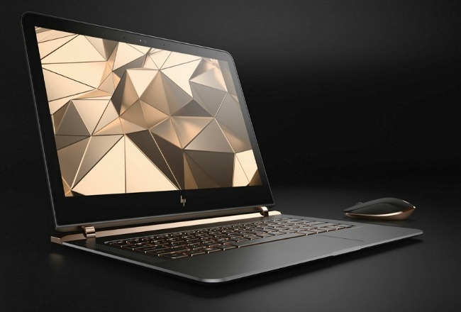 Fall in Love with the New HP Spectre