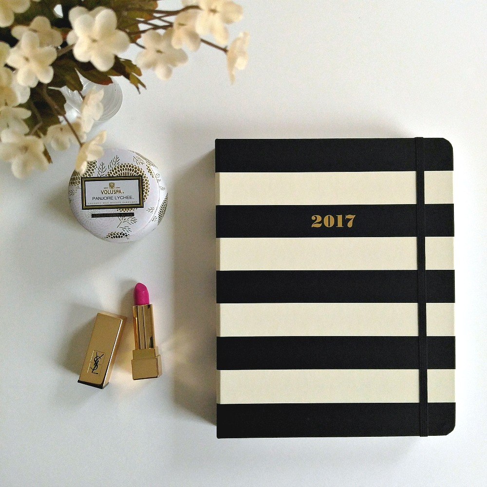 Get an Early Look at the 2017 Kate Spade Planner